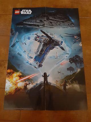 Posters Lego Star Wars 60x42 cm