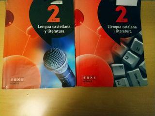 libros texto ESO 2°
