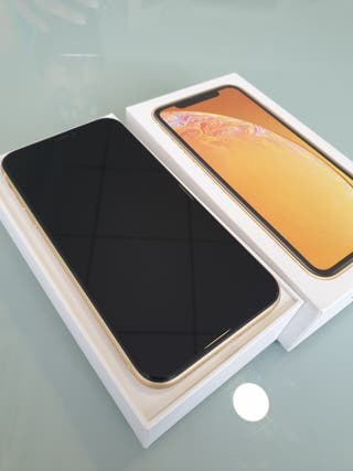 Iphone Xr 64gb amarillo precintado