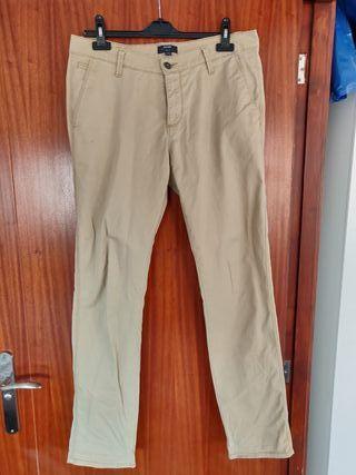 pantalón largo kiabi