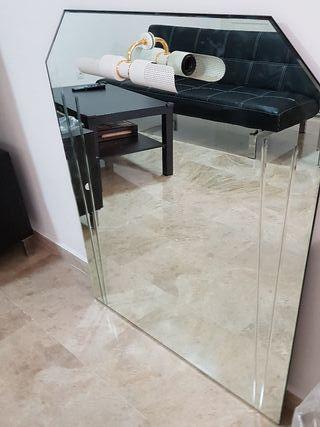 Espejo de baño con luz