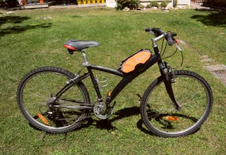 Bicicleta urbana mixta