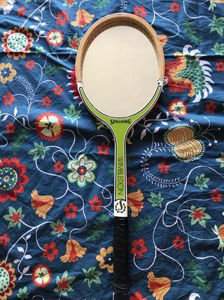 Raqueta Espejo Spalding Wimbledon