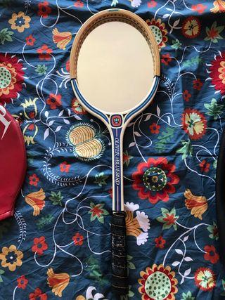 Raqueta espejo Oliver Bluebird