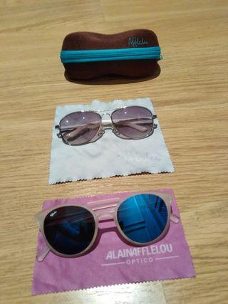 Gafas de niña Alainafflelou Óptica