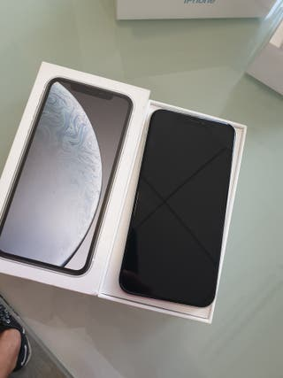 Iphone xr 64gb white precintado