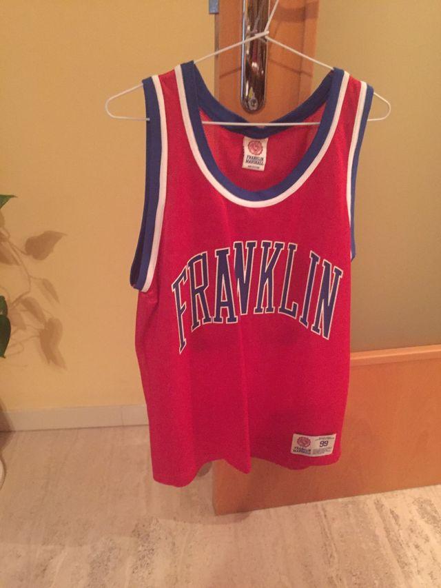 Camiseta Franklin original talla M