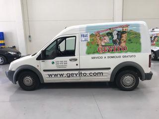 5 furgonetas frigoríficas y cámara frigorifica