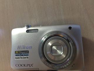 Camara de fotos Nikon