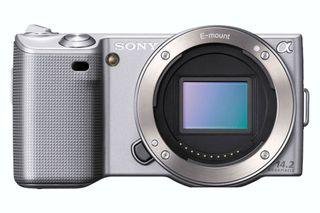 Sony NEX-5 HD 1080 (cuerpo/body)