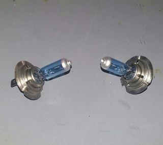 Bombillas h7 blue