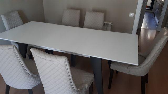mesa comedor extensible