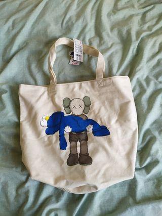 Kaws Tote Bag