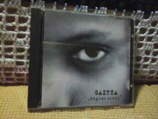 CD de GAITZA ( PUNK ROCK VASCO )