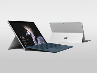 Microsoft Surface pro (2017) i5-7300U 8 GB 256GB