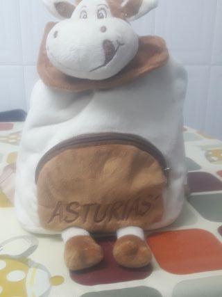 Mochila vaca Asturias