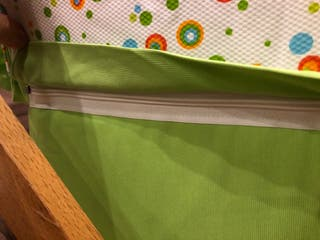 Minicuna y juegos de sábanas + manta + edredón