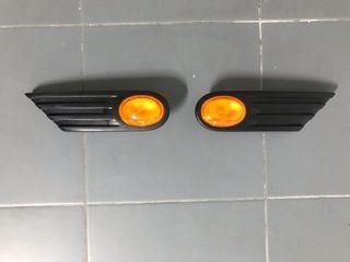 Luces laterales Mini Cooper