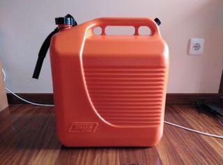 Bidón de gasolina 30 litros