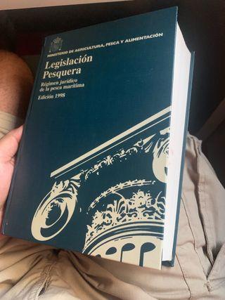 Libro Legislación Pesquera