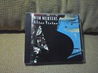 CD de WIM MERTENS ( MINIMALISMO-NEW AGE )