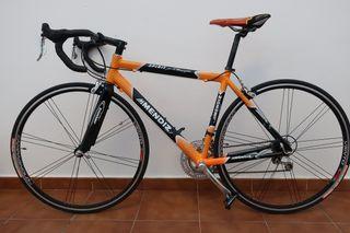 Bici carretera Mendiz Spirit como nueva