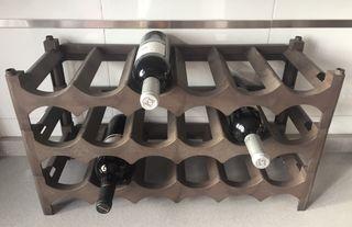Botellero para 24 botellas