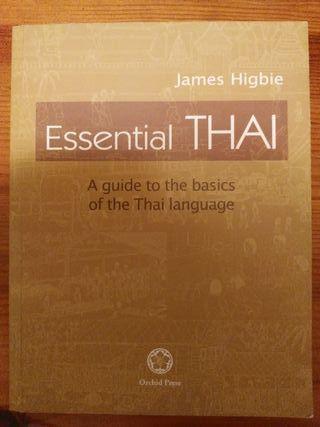 Libros de Tailandés