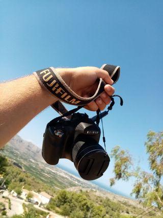 Camara FUJIFILM Finepix SL30p SUPERZOOM