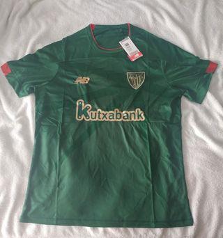 camiseta Athletic nueva