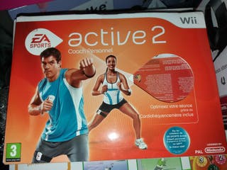 wii fit+juego active2