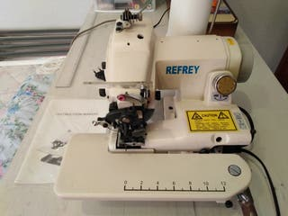 Máquina industrial de coser, Refrey