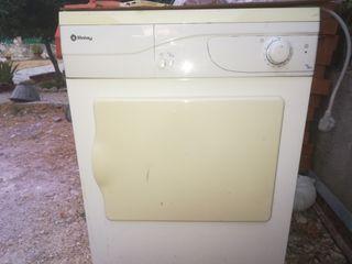 secadora de ropa de 8 kilos