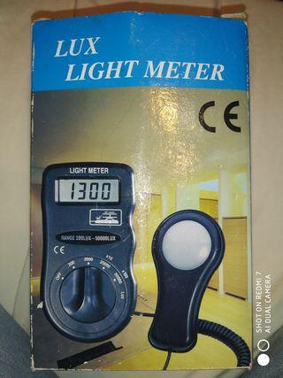 Legrand- Medidor de luz digital LUX