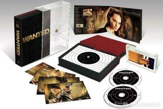 Wanted Edición Limitada Coleccionista Bluray