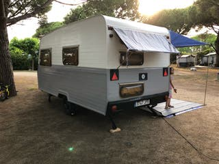 Caravana Moncayo Paris 410