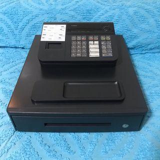 Caja registradora Casio 140CR en perfecto estado