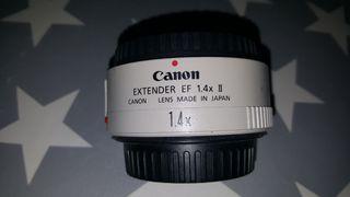 Teleconvertidor Canon 1.4 x II