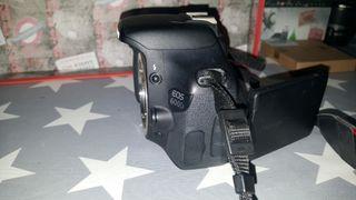 Cámara Canon EOS 600 D ( sólo cuerpo)