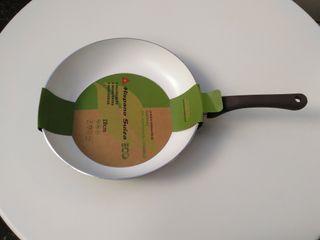 Sartén cerámica inducción