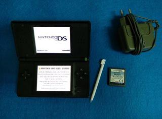 Consola Nintendo DS Lite (negra)