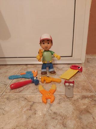 Muñeco Manny Manitas