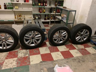 Llantas 18 pulgadas con neumáticos
