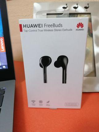 Vendo auriculares inalámbricos HUAWEI Freebuds