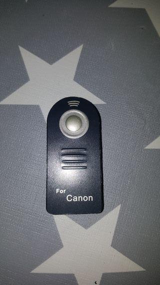Mando inalámbrico Canon