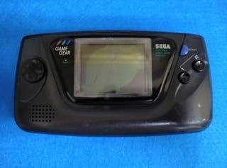 Consola Sega Game Gear (reparar o piezas)