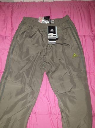 Pantalon chandal ADIDAS talla XL Niño (16a) NUEVO