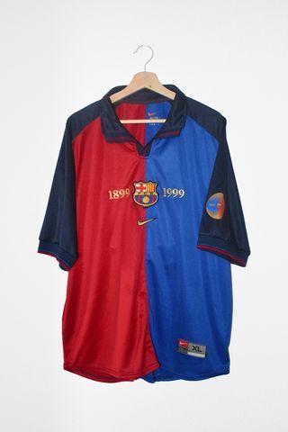 Camiseta FC Barcelona Centenario talla XL
