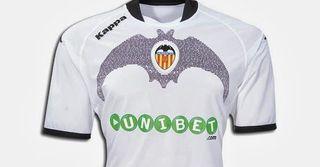 Camiseta Valencia cf 90 aniversario
