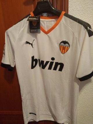 camiseta Valencia cf 2019 2020